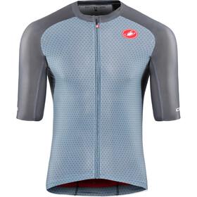 Castelli Aero Race 6.0 Maillot de cyclisme Homme, light/steel blue